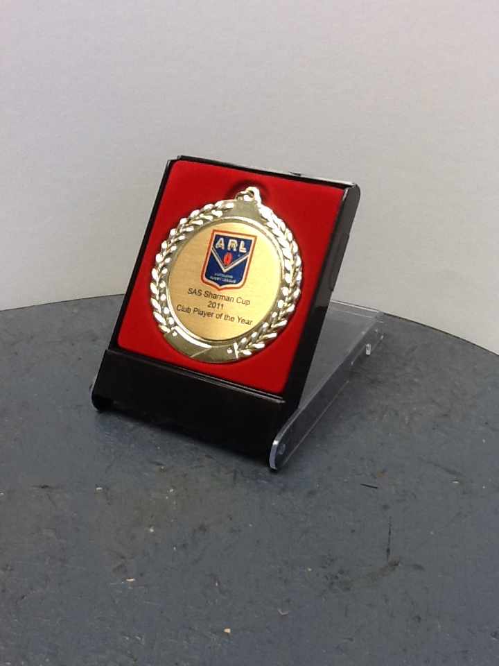 Boxed Medals